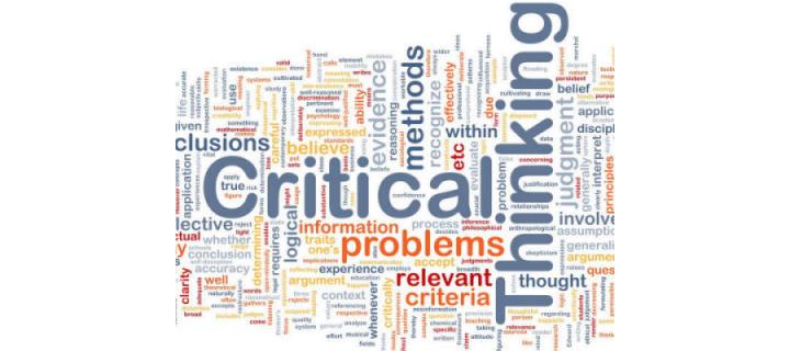 Webcast: De la pensée critique à la pensée créative